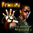 CLAVELY /feat. STONE J - FRIDAY